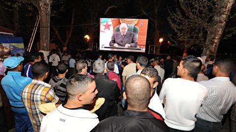 L'identité et le système éducatif : Les grands oubliés du discours du Président Bouteflika dans Politique nationale AFP_110415_o8k61_bouteflika-discours_8