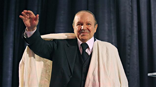 Le président algérien Abdelaziz Bouteflika, en 2009