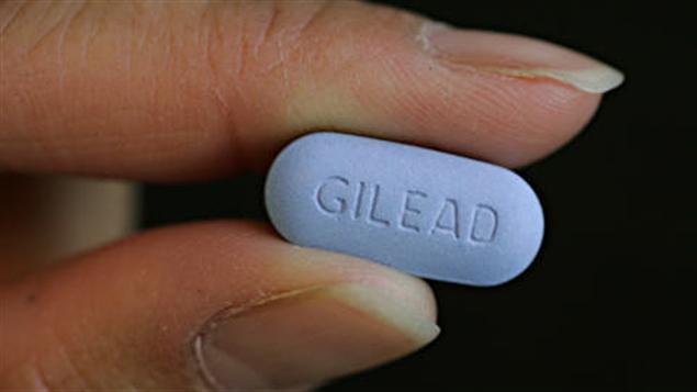 Pilule Gilead