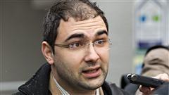 Dimitri Soudas, directeur des communications au bureau du premier ministre Harper