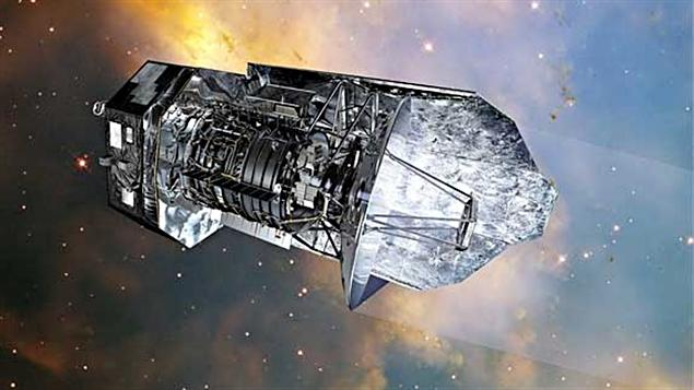 Nettoyer l 39 espace gr ce au magn tisme ici radio for Nettoyer miroir telescope