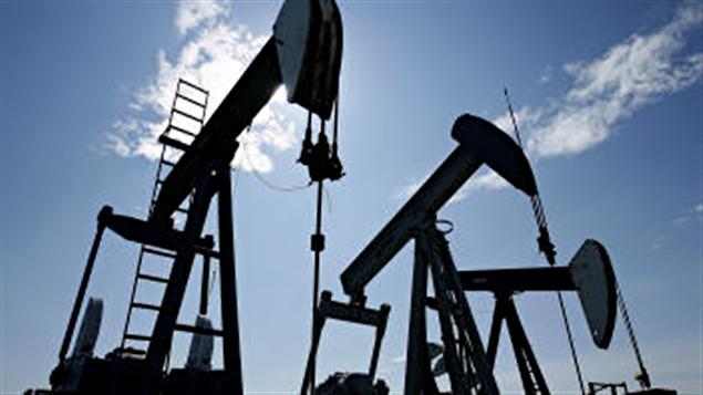 Forage du pétrole