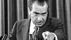 Richard Nixon, le prsident au centre du scandale du Watergate