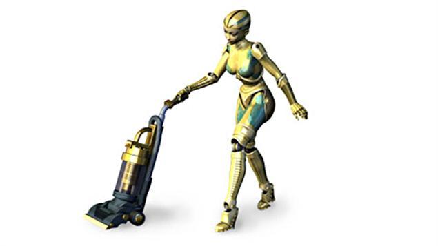 L 39 me des robots domestiques c 39 est bien meilleur le matin ici rad - Les robots domestiques ...