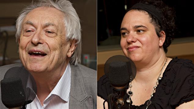 Michel Odent et Annie Noël de Tilly