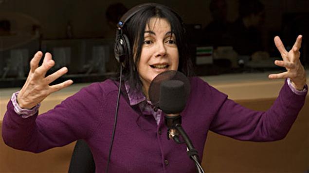 Carole Laure en décembre 2009