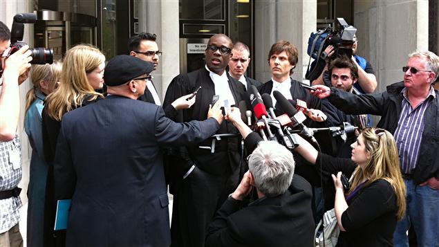 Selon Richard La Charité, il y a assez d'avocats pour relever les nouveaux défis avec une plus grande accessibilité à l'aide juridique