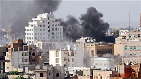 Des combats dans la capitale du Yémen