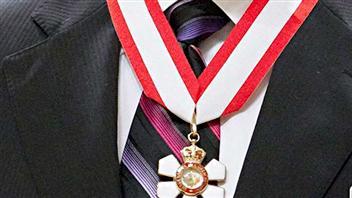 Décoration de l'Ordre du Canada