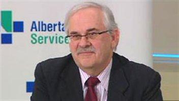 L'ancien PDG de Services de santé Alberta, Stephen Duckett.