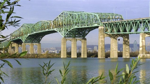 Pont Champlain : Montral pour la tenue d&rsquo;un concours d&rsquo;architecture international