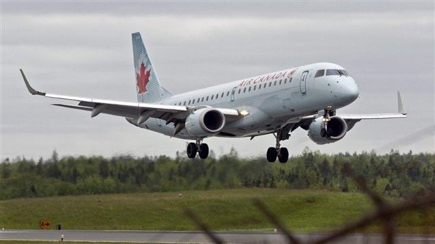 Air canada gagne en arbitrage contre ses pilotes ici for Interieur avion air canada
