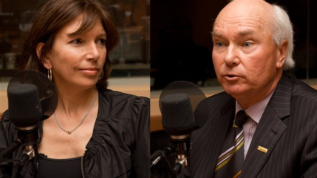 Isabelle Lord et Kazimir Olechnowicz