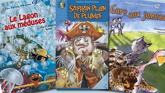Livres pour les 5 à 8 ans