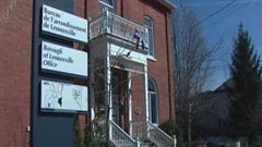 Les bureaux de l'arrondissement Lennoxville