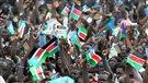 Le Sud-Soudan fait son entrée dans l'Histoire (2011-07-09)