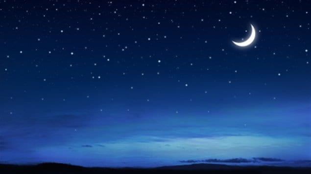 La nuit - Fabriquer un ciel etoile ...