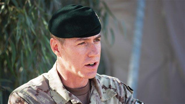 L'ex-brigadier-général Daniel Ménard
