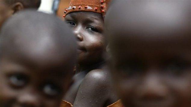 Des Ougandais