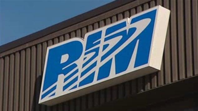 Logo de RIM