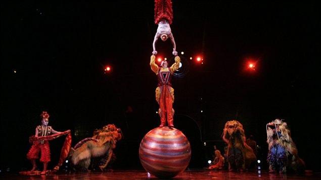 Dralion, du Cirque du Soleil