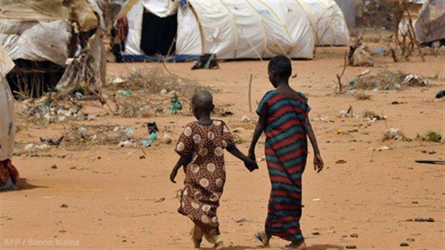 Sécheresse en Afrique de l'Est