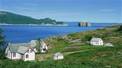 Île-Bonaventure-Percé