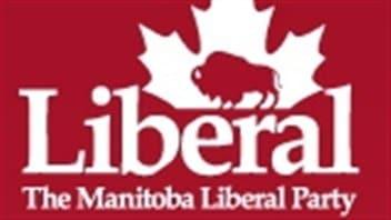 Le logo du Parti libral du Manitoba
