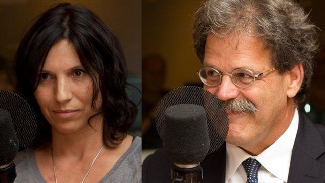 Florence Girod et Jacques Nantel