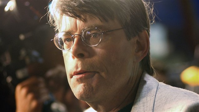 Stephen King en 2003