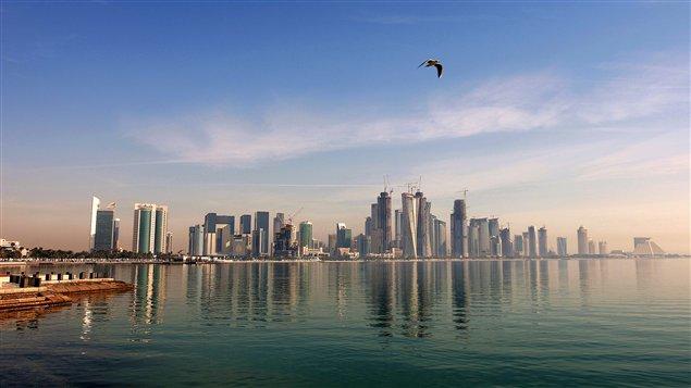 La ville de Doha