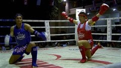Amateurs de Muay Thai