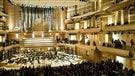 Premier concert de l'OSM dans sa nouvelle salle