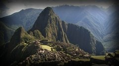 Le site du Machu-Picchu