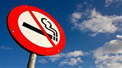 Inderdit de fumer