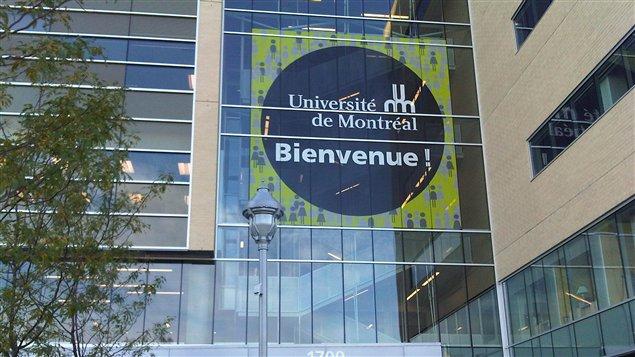 Nouveau campus de l'Université de Montréal