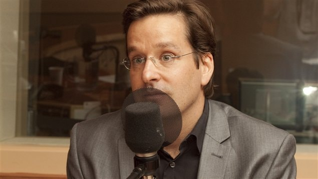 Stéphane Paquin, professeur à l'École nationale d'administration publique