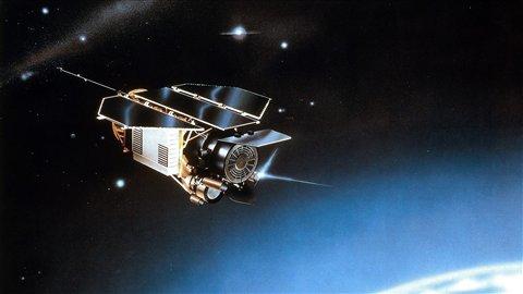 Un vieux télescope spatial allemand nommé ROSAT doit retomber sur Terre au cours des prochaines semaines.