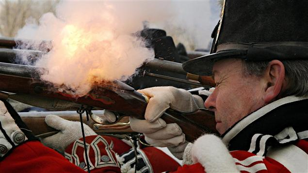 Reconstitution guerre anglo-américaine 1812