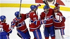 Les Canadiens de Montr�al / � Presse Canadienne