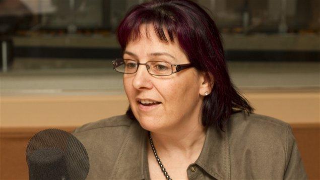 Chantal Contant, linguiste et chargée de cours en grammaire à l'UQAM