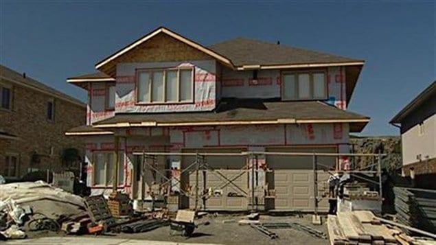 2013 une bonne ann e somme toute pour la construction for Maison construction rapide