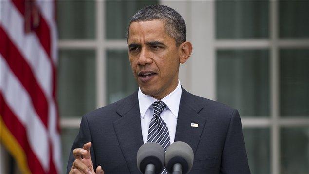 Le président Obama (archives).