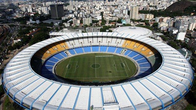 Le stade Maracana de Rio
