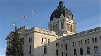 L'Assemblée législative à Regina