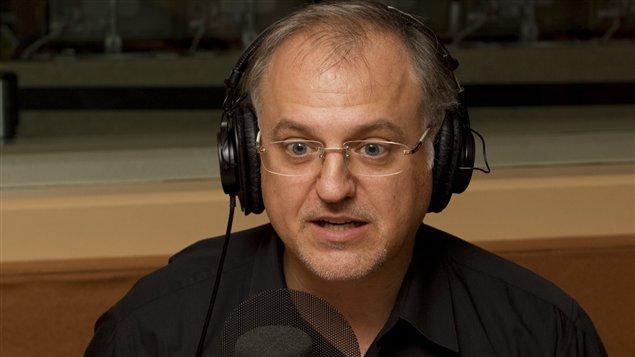 Fabien Major, blogueur et conseiller en sécurité financière et fonds d'investissement