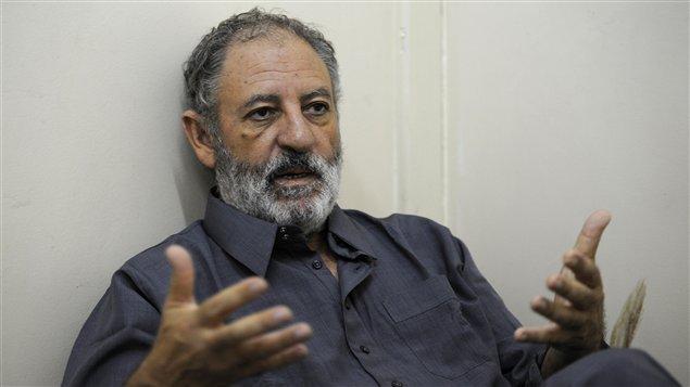 Mansour Daou, l'ancien chef des services de sécurité intérieure libyens