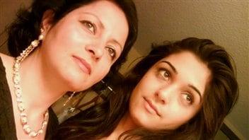 Rona et Sahar