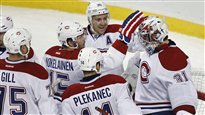 La saison du Canadien, match par match