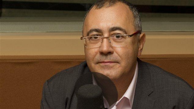 Jean-Pierre Routy, médecin et auteur du livre <i>Ce que le Sida a changé</i>